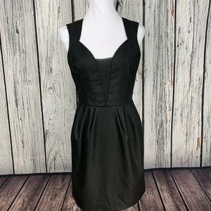 Bebe Sleeveless Sheath Dress Sz  8